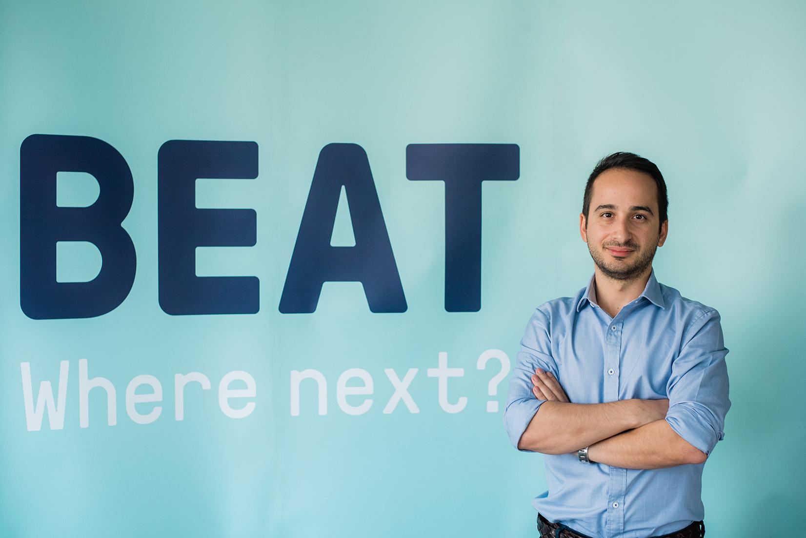 Our mentor: Vasilis Danias | 100mentors